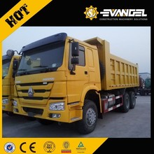 Heavy-duty sinotruk 8x4 dump truck for sale