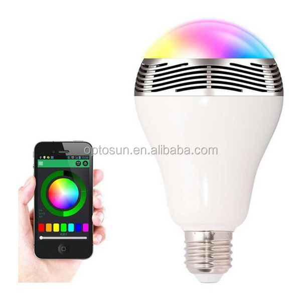 Smart bulb for indoor wireless led smart lighting 2016 <strong>new</strong> designs smart led light