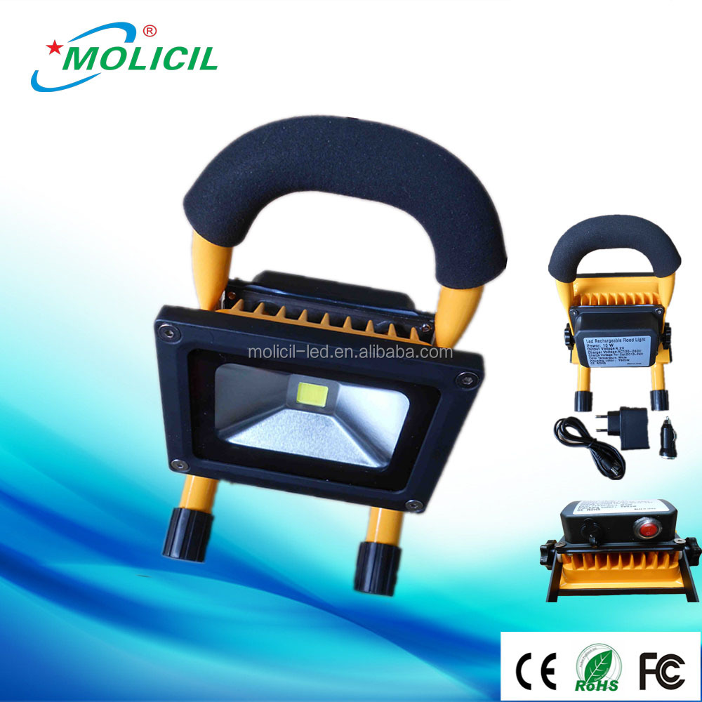 China factory direct sell hot sell 5W 10W 20W 30W 50W 80W 100W 120W 150W 200W work zone rechargeable led worklight