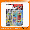 hot plastic toy for kids finger skateboard toys