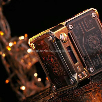2018 most popular 220w box mod at factory price Tesla Punk 220w