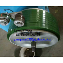 Plastic PP PET strapping band production line/plastic strapping band making machine