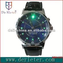 de rieter watch watch design and OEM ODM factory metal letter
