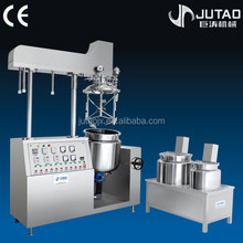 High base viscosity paddle type mixer