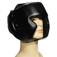 High Quality Boxing Helmet Durable Head Protector Face Protector Guard for Sports Safety