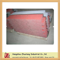Good Quality Single Layer Asphalt shingle Have Test Report