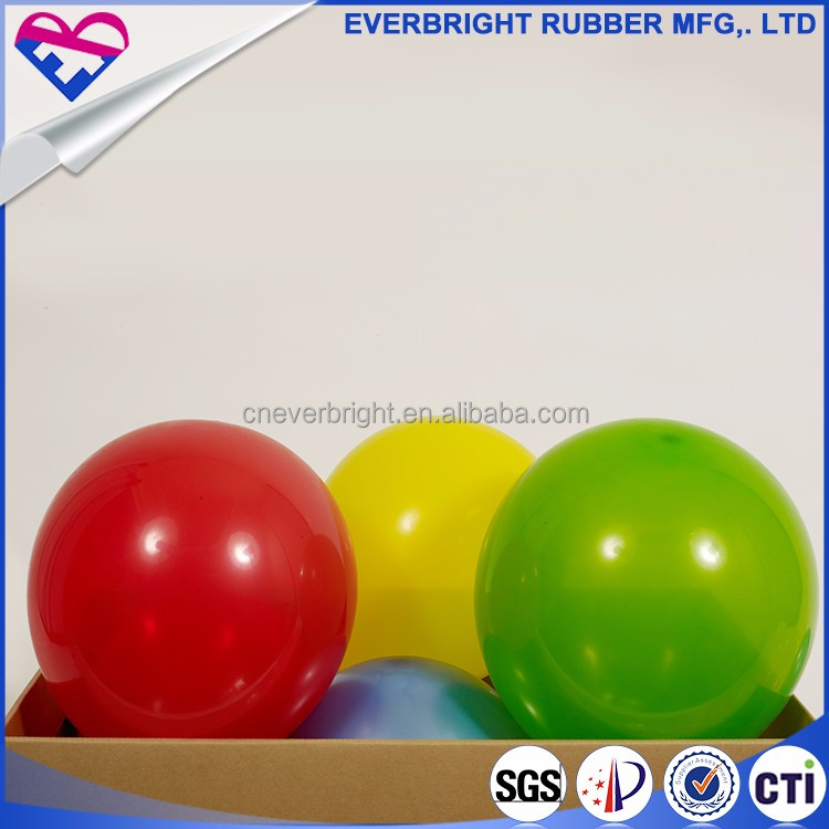 Customized cheap round helium balloons wholesale