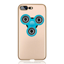 New Arrivals Magic Fidget Spinner Mobile Phone Cases And Covers with Soft TPU Back Cover
