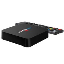 MXR pro android 7.1 RK3328 4gb 32gb Quad-Core tv streamer box streaming media player Smart tv Box ott box