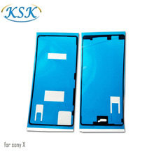 Glue Tape Waterproof Sticker For Sony Xperia X F5121 F5122 LCD Housing Frame Back Battery Cover