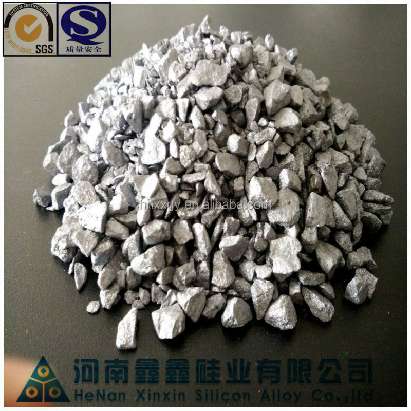 Raw material Inoculant (Si-Fe) for iron casting