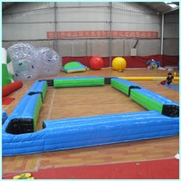 New Billiard Games Inflatable Goal Play