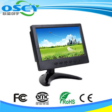 multi touch screen 1080p 7 inch lcd monitor with hdmi