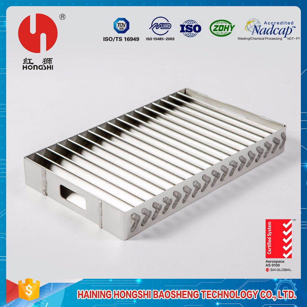 Aircraft DOOR GRILLE wire drawin and anodization sheet metal aluminum 6061 t6