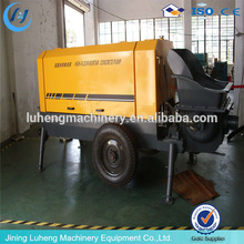 High tech Chinese famous band remote control concrete pump
