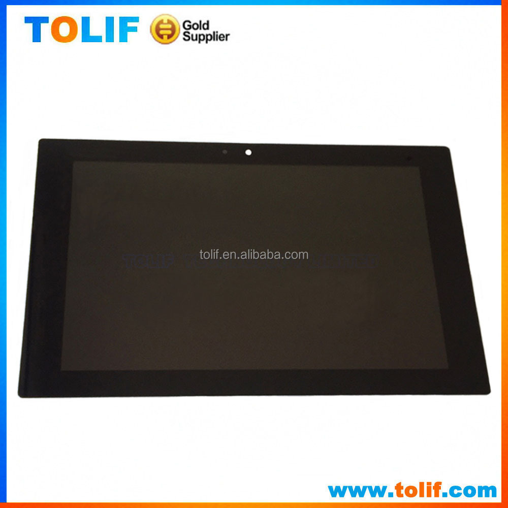 Replacement Part LCD Display Screen Touch Digitizer Assembly for Sony Xperia Z2 Tablet SGP541 521 10.1""