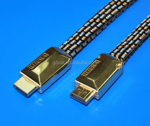 4k High performance Gold plated Flat HDMI cable