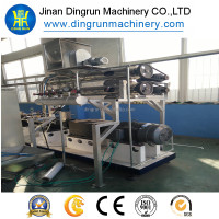 Stainless steel big production capacity fish food equipment