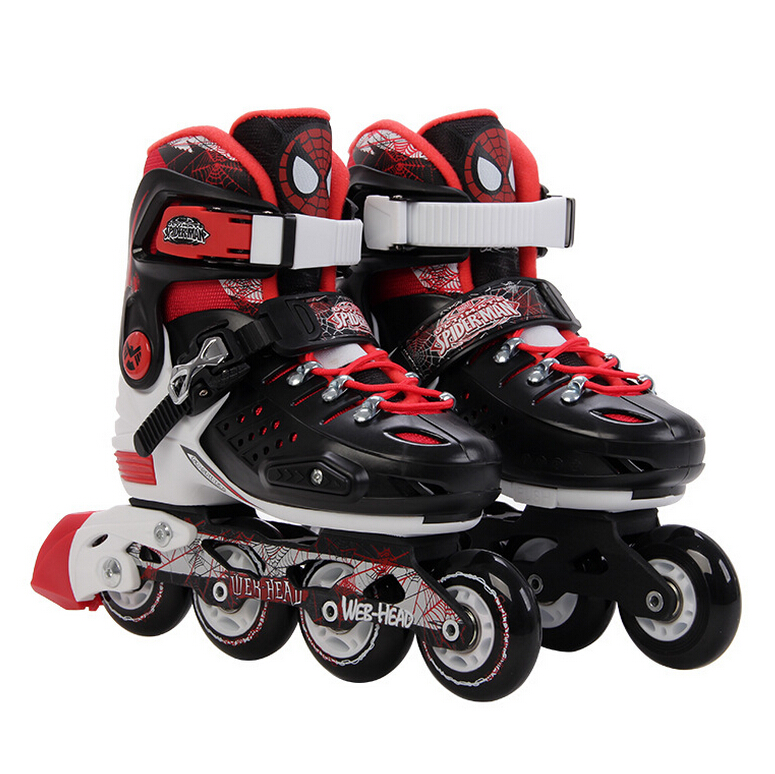 Hot sale most professional durable carbon fiber high rebound PU 4 wheels speed roller skates for players