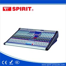 OEM China manufacturer analog mixer 32 channel mixer professional audio mixer console KING-432 ,24 MIC+4 stereo INPUT stereo