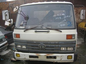 NISSSAN USED TRUCK / VEHICLE ( 6925 CC , 1992 )