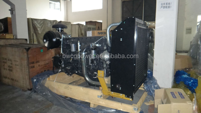 For Sales!!! New IVECO diesel electric generator set 40kva to 400kva