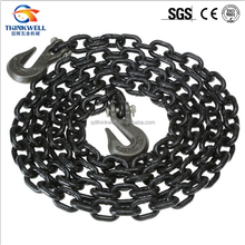 Hot Sale Black Color G80 Alloy Steel Chain