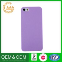 New Stylish Custom Printing Logo Phone Cover Colorful Hard Pc Case For Iphone5