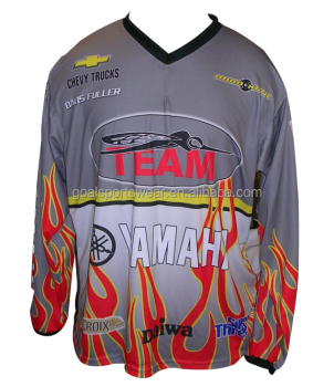 2015 sublimated fishing shirts custom made wholesale for Tournament fishing shirts