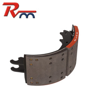 Top Quality 4707 Heavy Duty Truck Truck Parts Brake Shoe