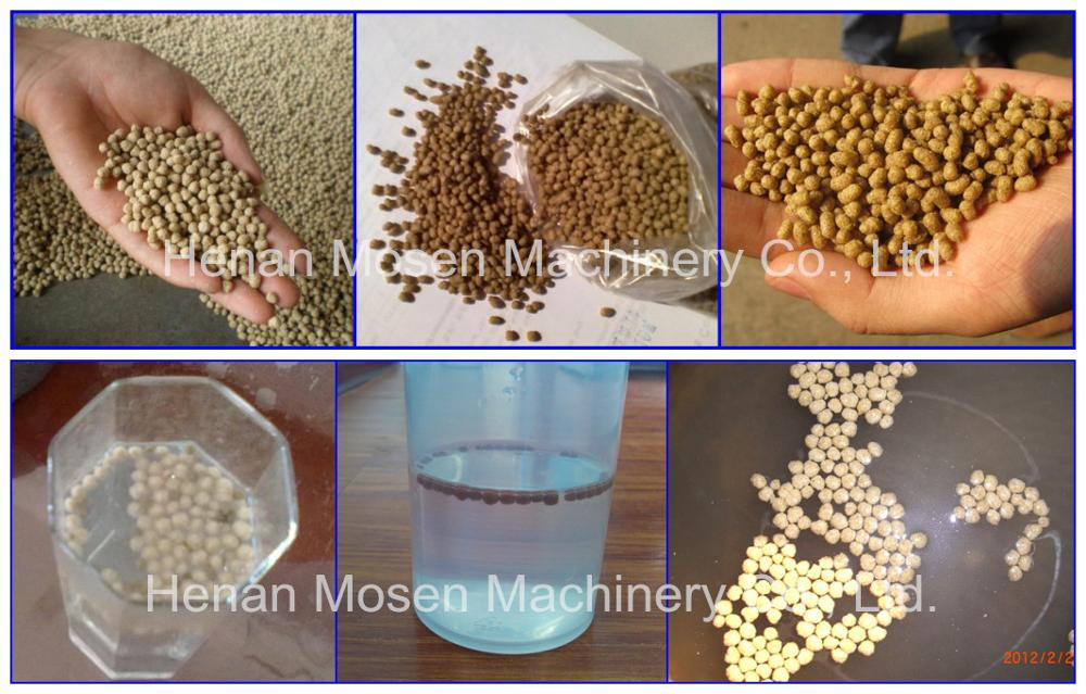 2018 new fish food making machine/animal feed making machine with CE