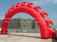 inflatable air tight arch inflatable event arch Custom arch