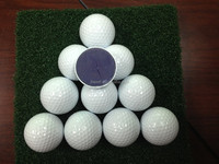 3 Layer Golf Swing Speed Urethane Golf Tournament Balls