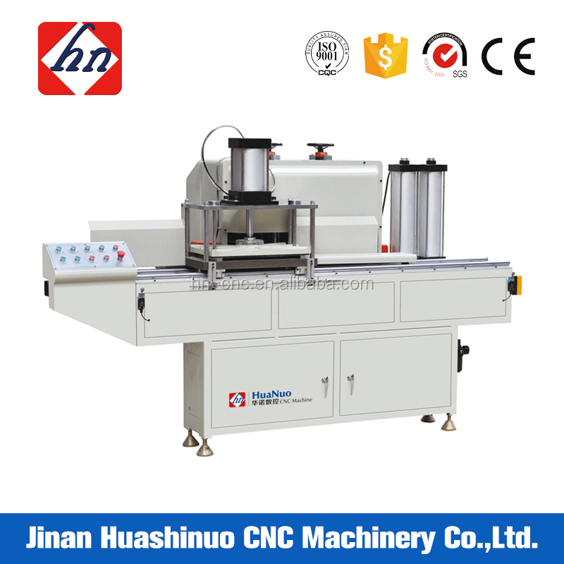 High Efficiency sieg Horizontal Aluminum Profiles End Milling Machine for Windows
