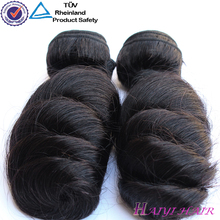 Tangle Free Natural Color Cambodian Human Virgin Hair