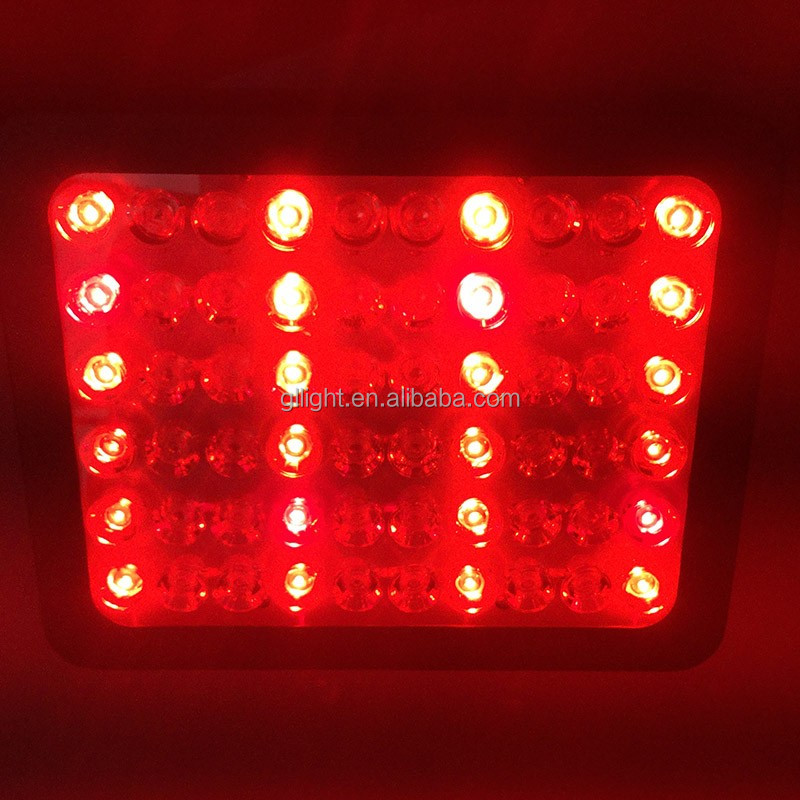 Bloom booster led grow lights 630nm 660nm red led grow lights lamp 300w grow led lights full spectrum