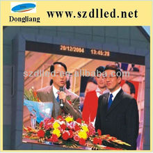 promotion!!shenzhen good led p10 outdoor 1r1g1b full color true color led video display