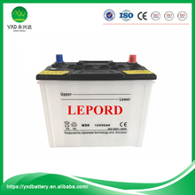 12V 50AH rechargeable chloride dry cell sizes manufacturers battery