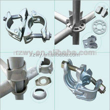 EN74 scaffolding Double / swivel coupler