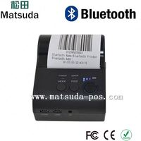Micro Portable Thermal Mini 58mm Receipt Printer Bluetooth Mobile