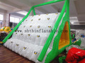 Commercial inflatable tower slide for water park