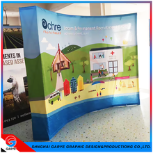 Pop Up Display Stand Exhibition Wall Banner Trade Show Backdrop Stand