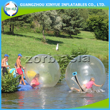 Kids Funny Games Inflatable Water Jumping Balloon