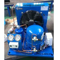 Outdoor R404 R507 R22 refrigeration condensing unit for refrigeration