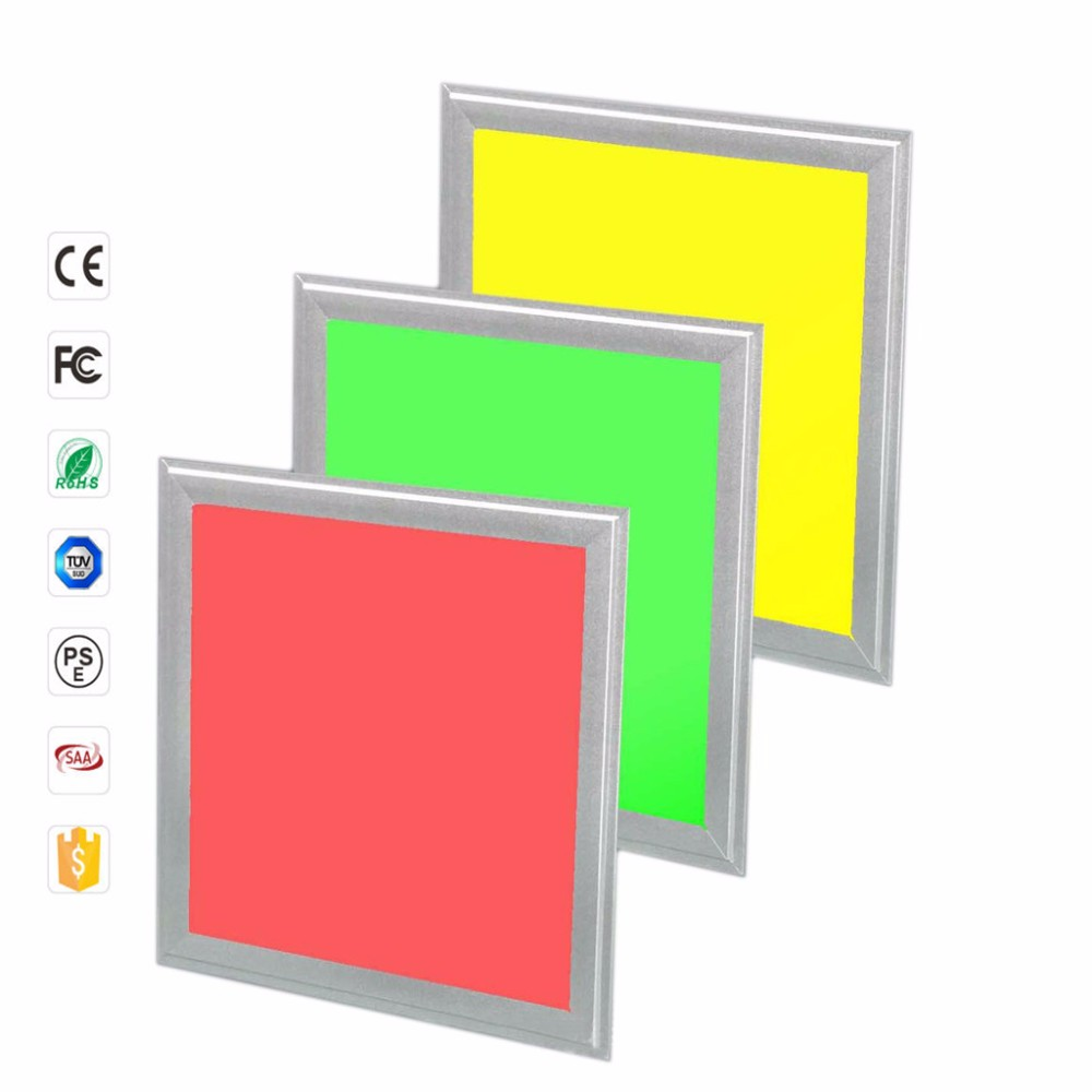 Color Changing RGB 18w Light Parts LED Panel 30x30