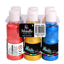Low price wholesale non-toxic acrylic paint