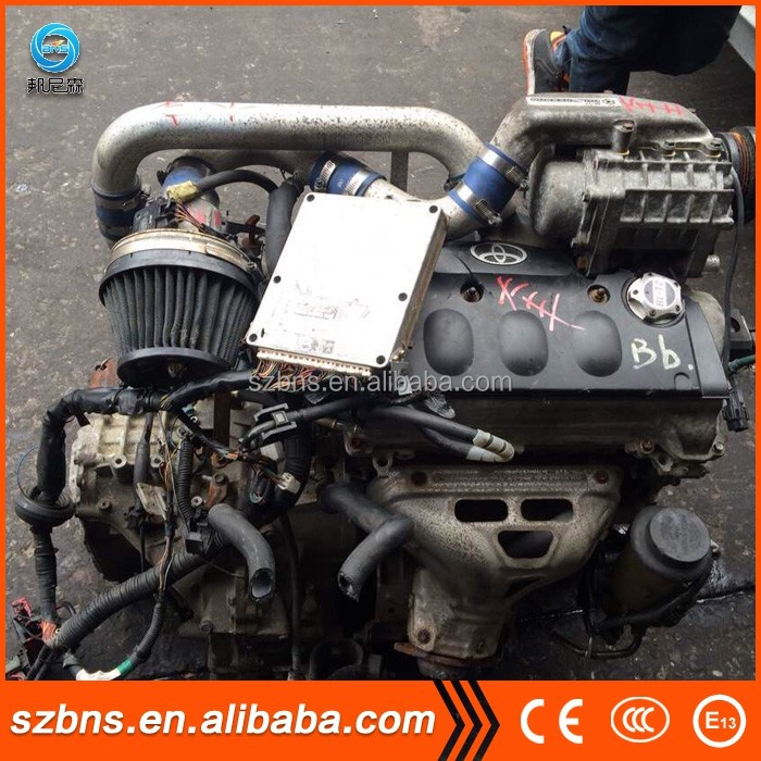 Japan produced original factory complete 1MZ 1NZ 1RZ 1ZZ 2AZ 1KD engine with great operation condition and attractive price
