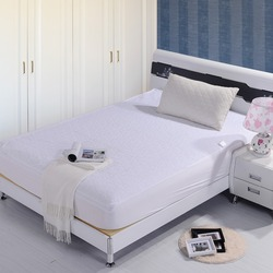 wholesale waterproof Terry Mattress bed bug bed cover