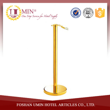 Decorative Post and Chain Barriers