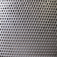 5mm thickness stainless steel perforated sheet